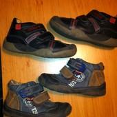 Демисезонные ботинки Cool club р 27 и 24  190 грн