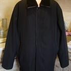 куртка осенне-зимняя черная Eager Размер 52