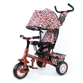 Зоо Трайк Тилли велосипед трехколесный Tilly Zoo колеса полиурентан