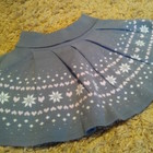 теплая юбка от 5-7лет