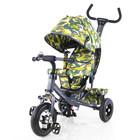 Тилли Трайк Камуфляж T-351-8 детский трехколесный велосипед Tilly Trike