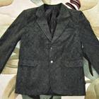 Вельветовый мужской пиджак.Р-р:48.