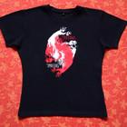 Женская футболка размер S, б/у. Хорошее состояние, без пятен. Длина 48 см, ПО груди 42 см.