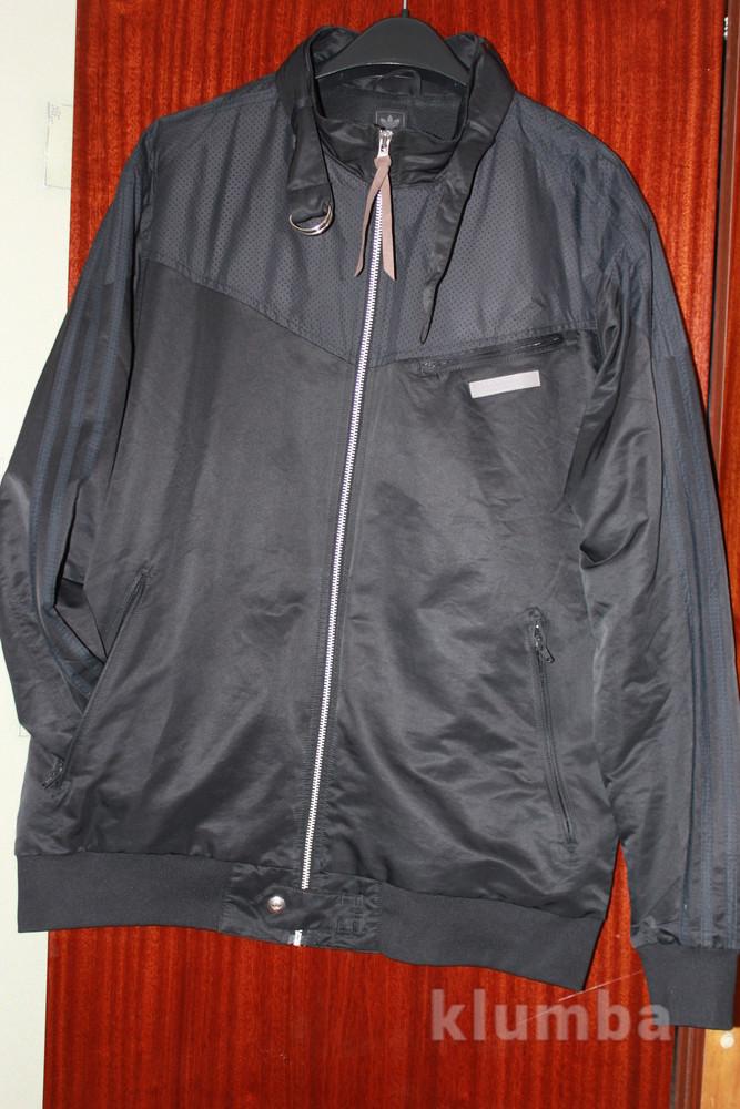 Демисезонная куртка,ветровка adidas оригинал р.XL-L фото №2