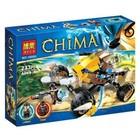 Конструктор 10054 детский Bela - Chima, аналог Лего, Чима