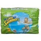 Подгузники,трусики, памперсы  для плавания с 7 до 15 кг, 12шт Huggies Little Swimmers.