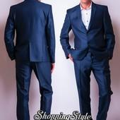 Стильный классический мужской костюм новинка 2016
