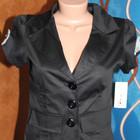 Пиджак хлопковый с коротким рукавом, размеры 42-48, можно в школу, бесплат.доставка УП, цену снизили