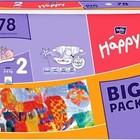 Подгузники Happy Big Pack!