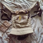 Эрго рюкзак-переноска для детей Модный карапуз