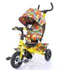 Велосипед трехколесный Tilly Trike T-351-1 с надувными колесами (цвета в ассортименте)
