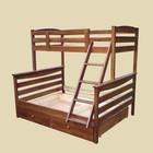 Детская кровать трансформер Арина бук