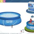 Надувной Бассейн Intex 28112, 244x76см с фильтр-насос 56972