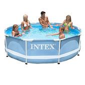 Каркасный бассейн Intex 28200, 28700 305х76 см. 56997 интекс