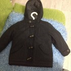 Зимняя куртка пальто для мальчика F&F Англия 3 4 года