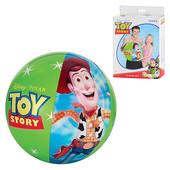 Яркий надувной мяч История игрушек Intex