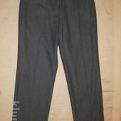 Теплые шерстяные комфортные брюки St Michael m&s. Англия. 86см/79 см.
