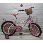 Двухколесный велосипед Tilly Флора 18 t-21823