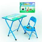 Набор детской мебели Angry birds