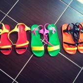 сандалии на лето размеры 36-37-38-39 размеры