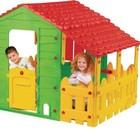 Детский игровой домик с крытой верандой starplast 93-560