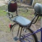 Сиденье на велосипед для ребенка