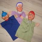 Кукольный театр куклы перчатки