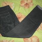 Модные джинсы со стразами. Очень дешево.