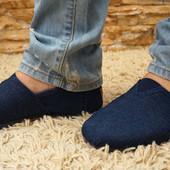Мужские эспадрильи джинсовые, в наличии