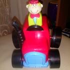 Трактор для ползания