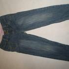 красивые модные джинсы на 122 см рост 7 лет