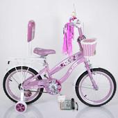 Велосипед двухколесный Rueda 03-A 16