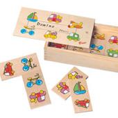 Увлекательная детская игра домино