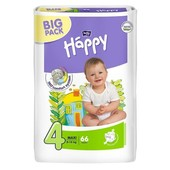 Подгузники Bella Happy Хеппи Хеппі памперсы биг пак  белла хэппи от 10уп хеппі