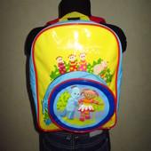 Яркий рюкзак с героями мультфильма In the Night Garden