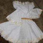 Крестильное платье, крестильная рубашка