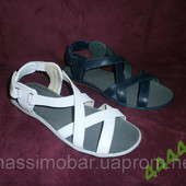 сандалии мужские натуральная кожа цвета Код: 16
