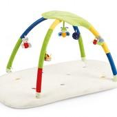 206 - c154 - Манеж детский Neonato Palio ovale playtime, белый