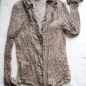 Блуза Per una, шёлк 92%, размер M