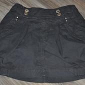 Юбка черная Zara