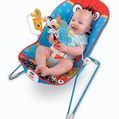 Кресло-качалка Fisher-Price Зебра