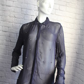 Блуза Zara новая р.М рубашка блузка