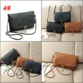 Стильная сумка H&M Колекция 2015