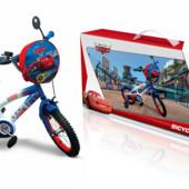 Велосипед Disney 14 и 16 Детский двухколесный