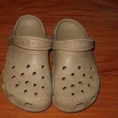 кроксы Crocs (Крокс) оригинал р 12 стелька 19,19,5см