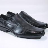 Туфлі шкіряні George (на стопу26см+,-) Англія