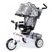 Baby Tilly Zoo-Trike трехколесный велосипед