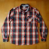 158-164 см Yigoa как новая шикарная фирменная рубашка хлопок. Длина - 66 см, ширина - 48 см, плечи -