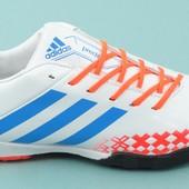 Сороконожки, бампы, копы, футбольная обувь Adidas Predator 40 и 45 размер