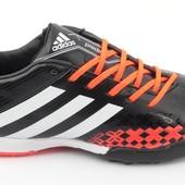 Футбольная обувь копы сороконожки adidas Predator 40 и 45 размер